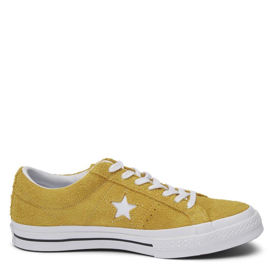 156033C ONE STAR - One Star Sneaker - Sko - GUL - 2