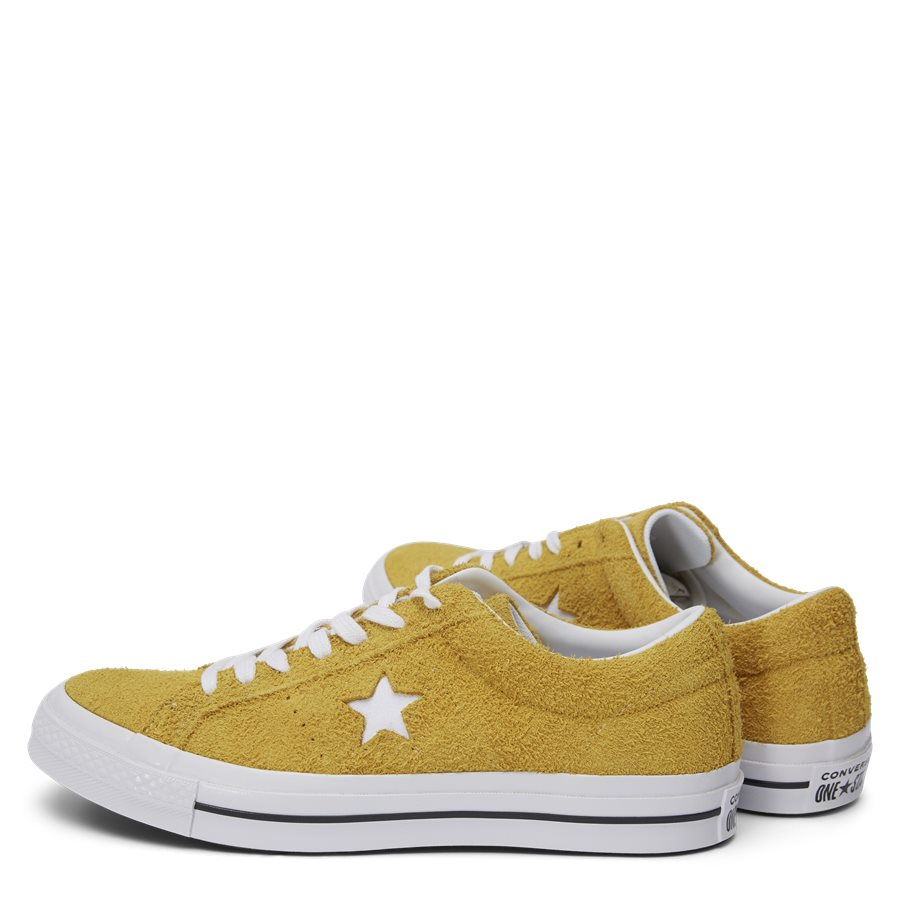 156033C ONE STAR - One Star Sneaker - Sko - GUL - 3