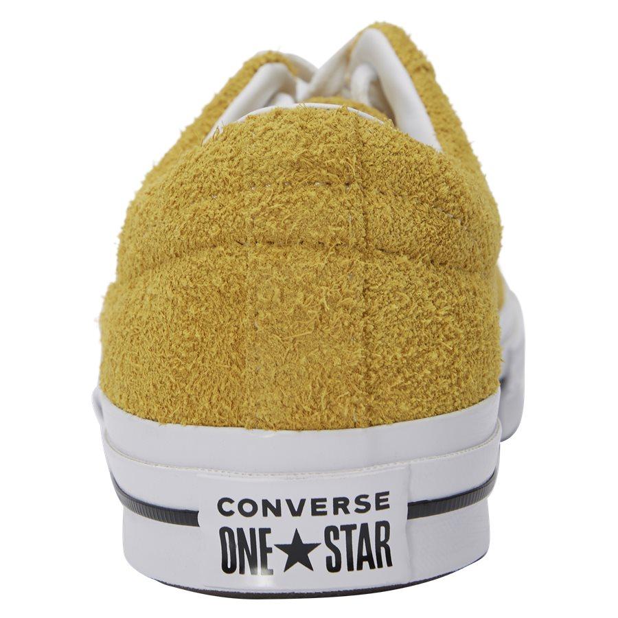 156033C ONE STAR - One Star Sneaker - Sko - GUL - 7