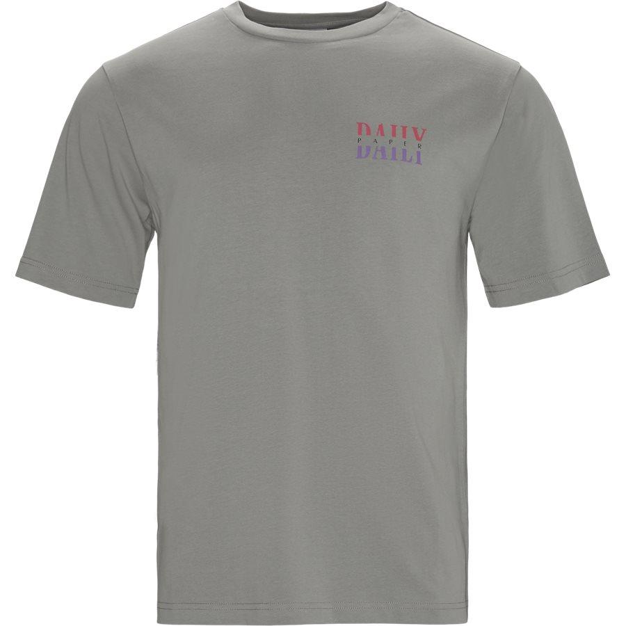 GORGRA  19F1TS06-01 - Gorgra Tee  - T-shirts - Regular - GRÅ - 1