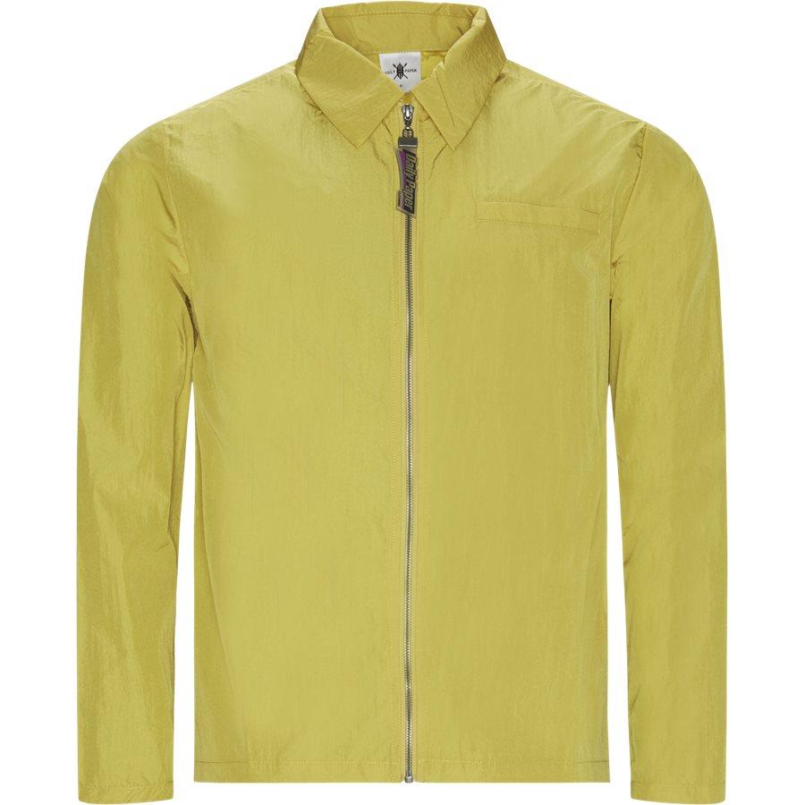 GAMA 1  19F1TO06-01 - Sulphur Spring Jacket - Jakker - Regular - GUL - 1