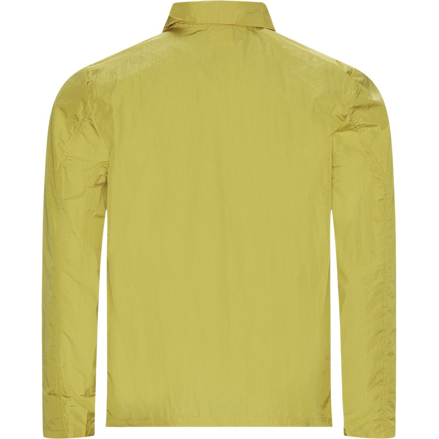 GAMA 1  19F1TO06-01 - Sulphur Spring Jacket - Jakker - Regular - GUL - 2