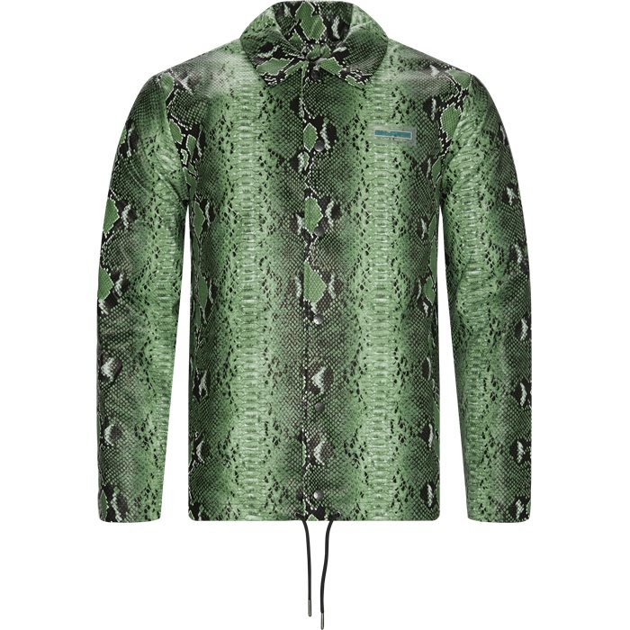 Goach Jacket - Jakker - Regular - Grøn