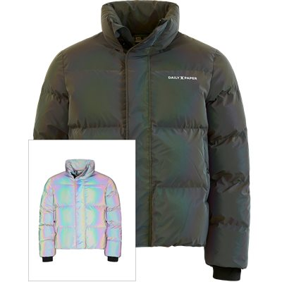 Core Puffer Jacket Regular | Core Puffer Jacket | Grå