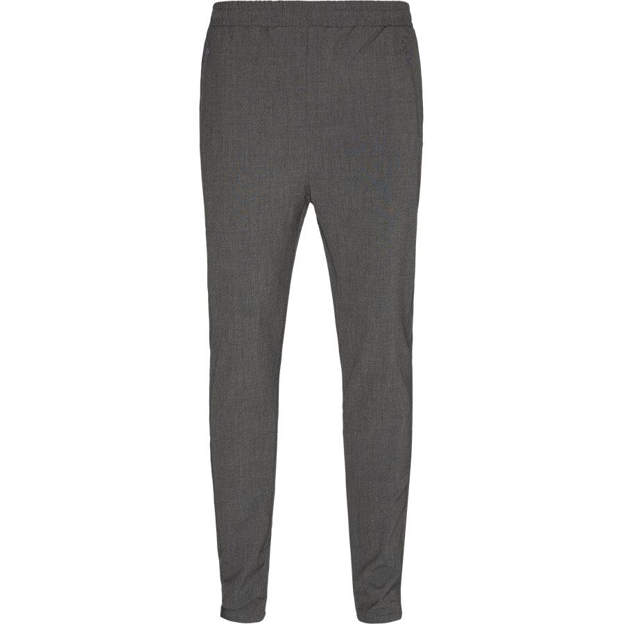 DP6008 - Suit Pant - Bukser - Slim - GRÅ - 1