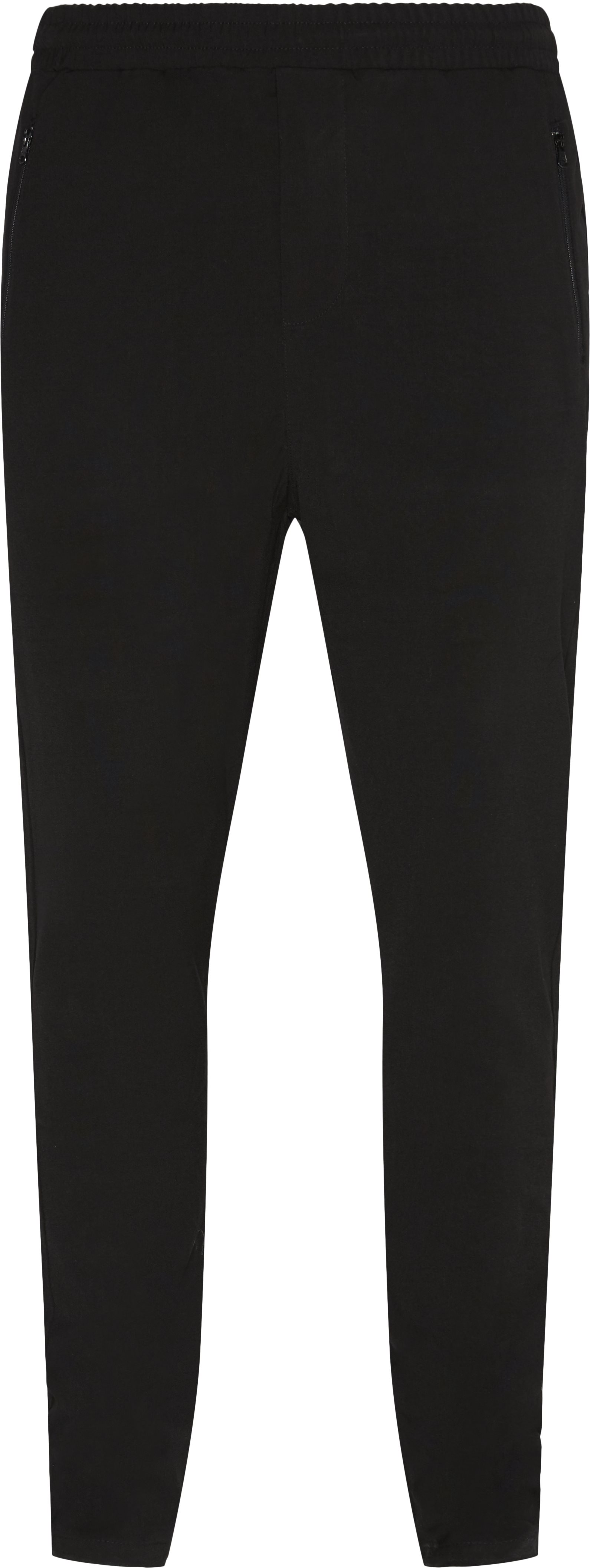 Suit Pant - Bukser - Slim fit - Sort