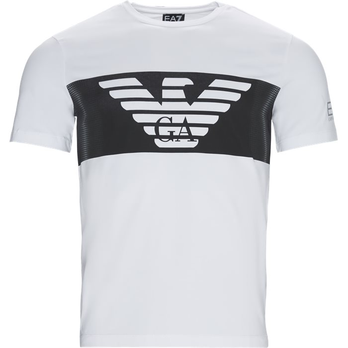PJQ9Z Tee - T-shirts - Regular - Hvid