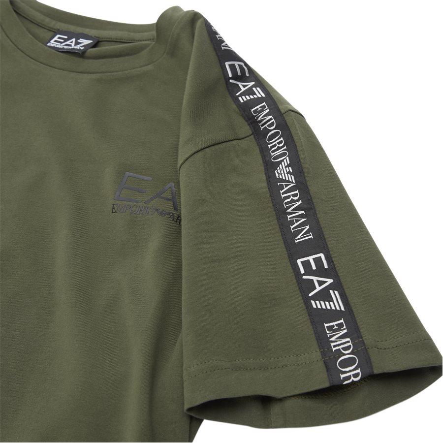 6GPT13-PJ20Z - PJ20Z Tee - T-shirts - Regular - GRØN - 3