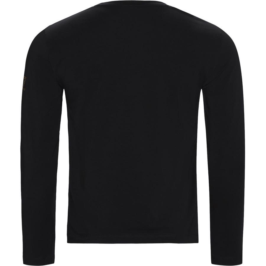 6GPT59-PJQ9Z - PJQ9Z LS Tee - T-shirts - Regular - SORT - 2