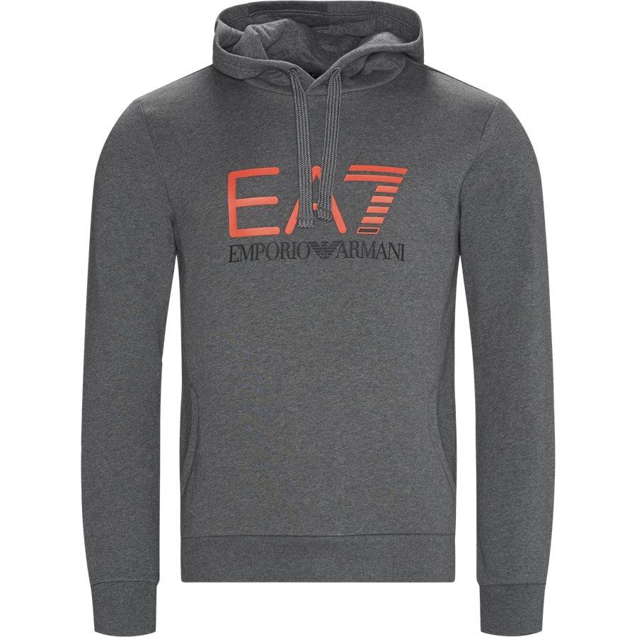 6GPM35-PJ07Z - PJ07Z Zip Sweatshirt - Sweatshirts - Regular - GRÅ - 1