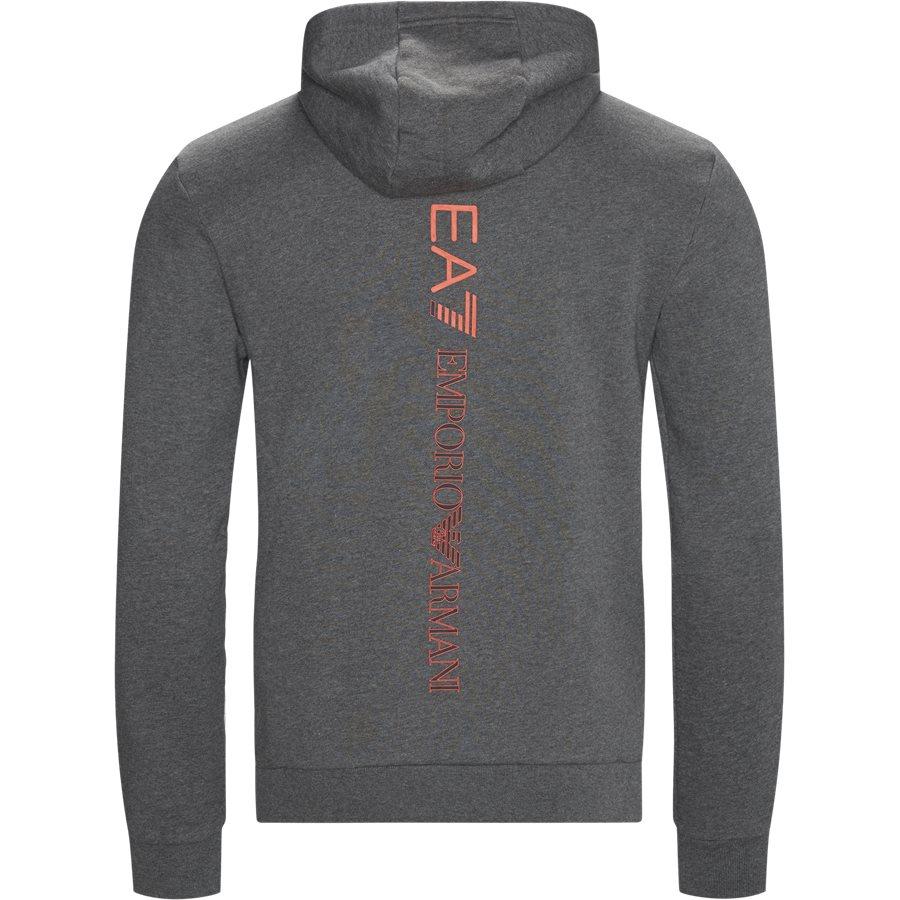 6GPM35-PJ07Z - PJ07Z Zip Sweatshirt - Sweatshirts - Regular - GRÅ - 2