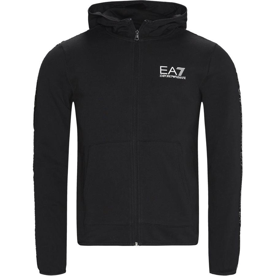 6GPM32-PJ07Z - Zip Sweatshirt - Sweatshirts - Regular - SORT - 1