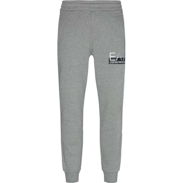 PJ07Z Sweatpants - Bukser - Regular - Grå