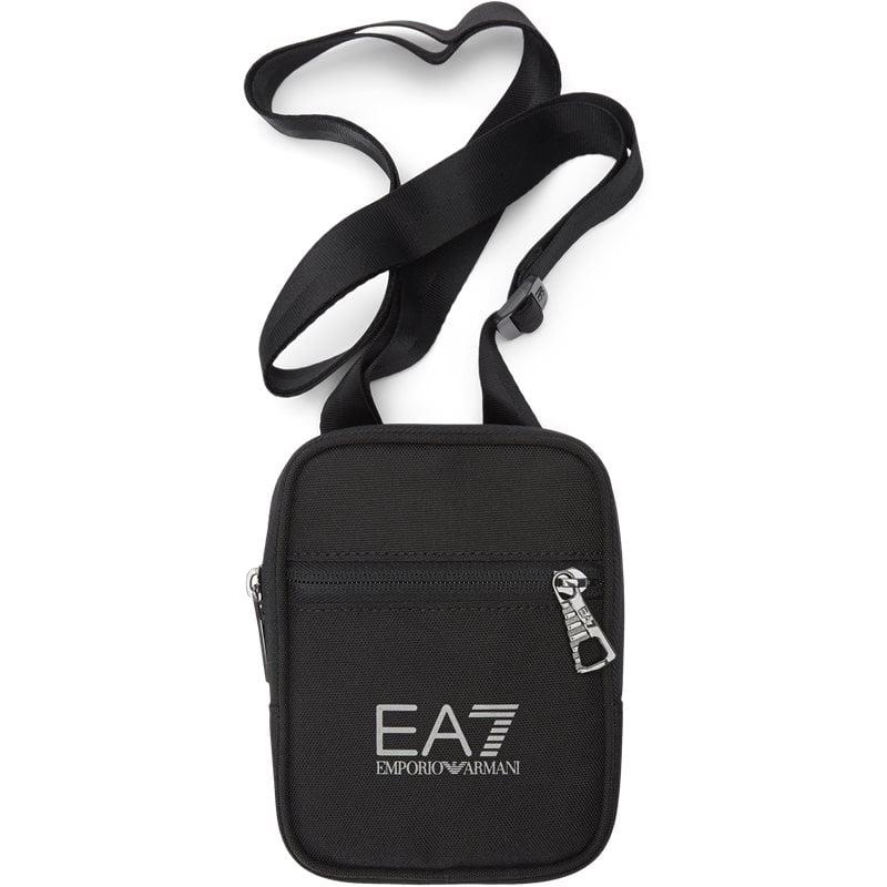 Billede af Ea7 Train Mini Pough U Handbag Sort