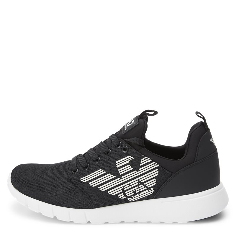 ea7 – Ea7 xcc02 sneakers sort fra quint.dk