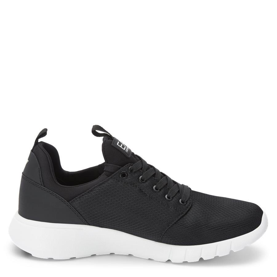 X8X007-XCC02 - XCC02 Sneakers - Sko - SORT - 2