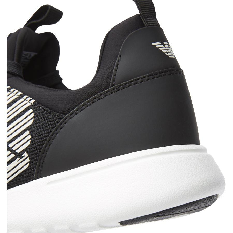 X8X007-XCC02 - XCC02 Sneakers - Sko - SORT - 5