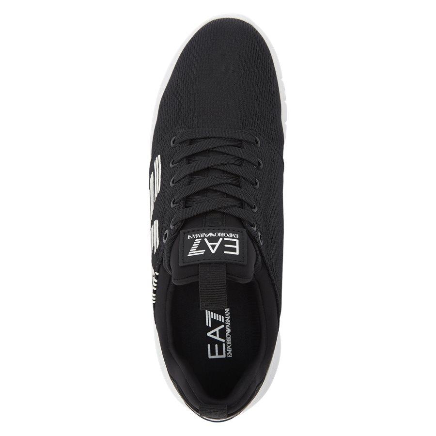 X8X007-XCC02 - XCC02 Sneakers - Sko - SORT - 8