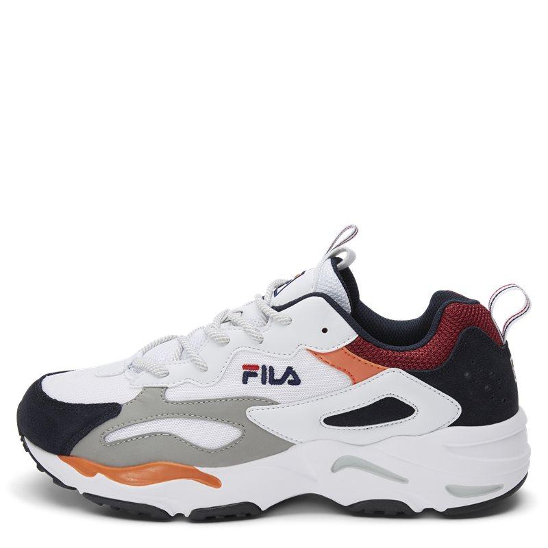 Image of   Fila Ray Tracer Sneaker Hvid/navy