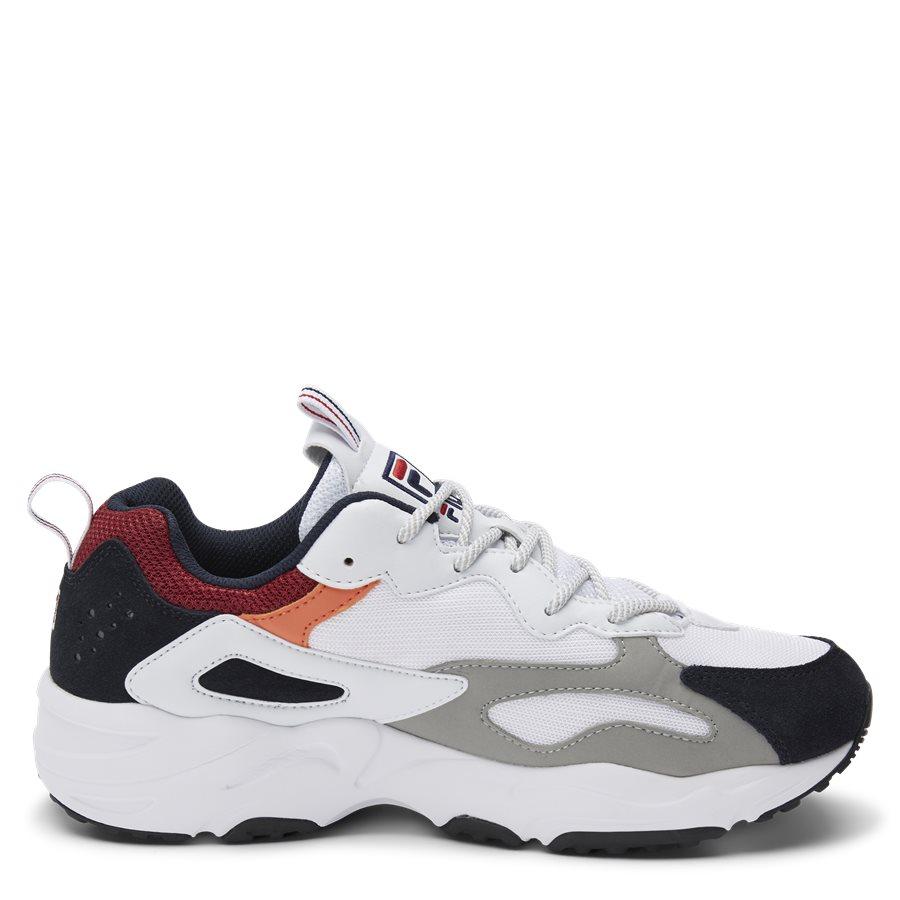RAY TRACER 1010685 - Ray Tracer Sneaker - Sko - HVID/NAVY - 2