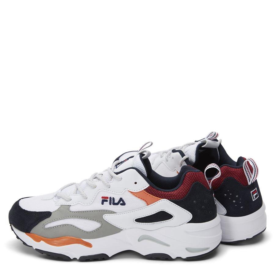 RAY TRACER 1010685 - Ray Tracer Sneaker - Sko - HVID/NAVY - 3