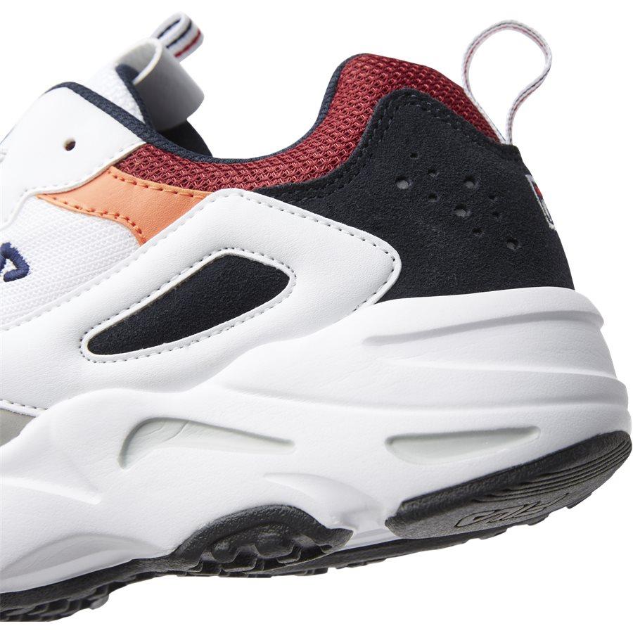 RAY TRACER 1010685 - Ray Tracer Sneaker - Sko - HVID/NAVY - 5