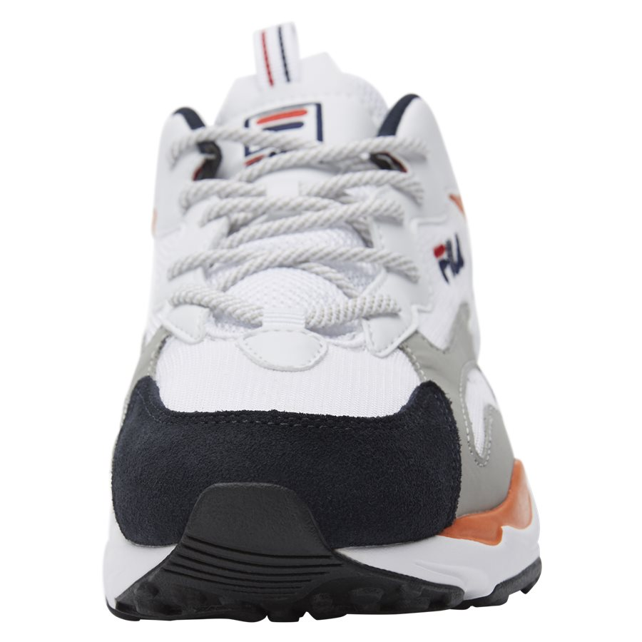 RAY TRACER 1010685 - Ray Tracer Sneaker - Sko - HVID/NAVY - 6
