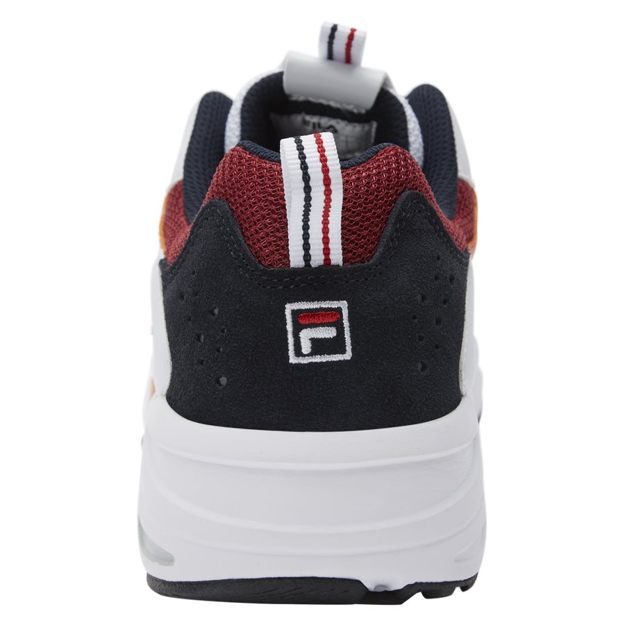 RAY TRACER 1010685 - Ray Tracer Sneaker - Sko - HVID/NAVY - 7