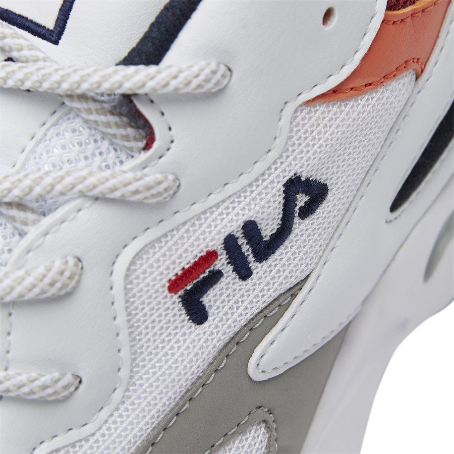RAY TRACER 1010685 - Ray Tracer Sneaker - Sko - HVID/NAVY - 10