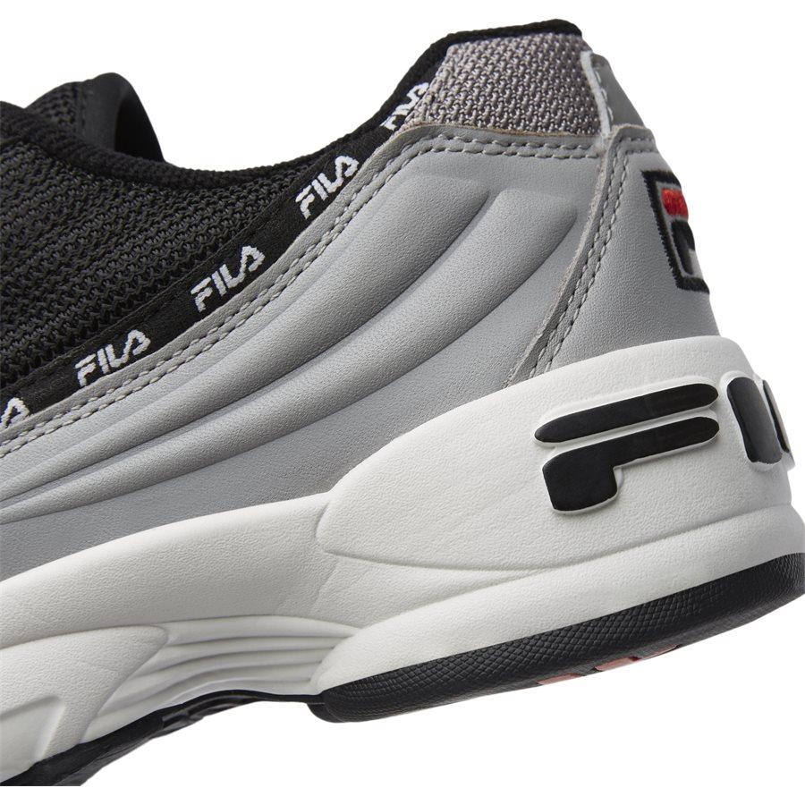 DSTR97 1010570 - DSTR97 Sneaker - Sko - SORT - 5