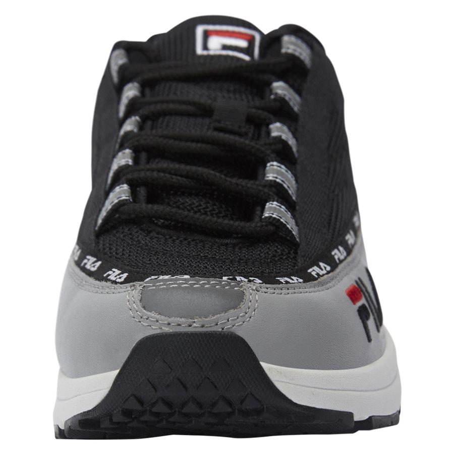 DSTR97 1010570 - DSTR97 Sneaker - Sko - SORT - 6