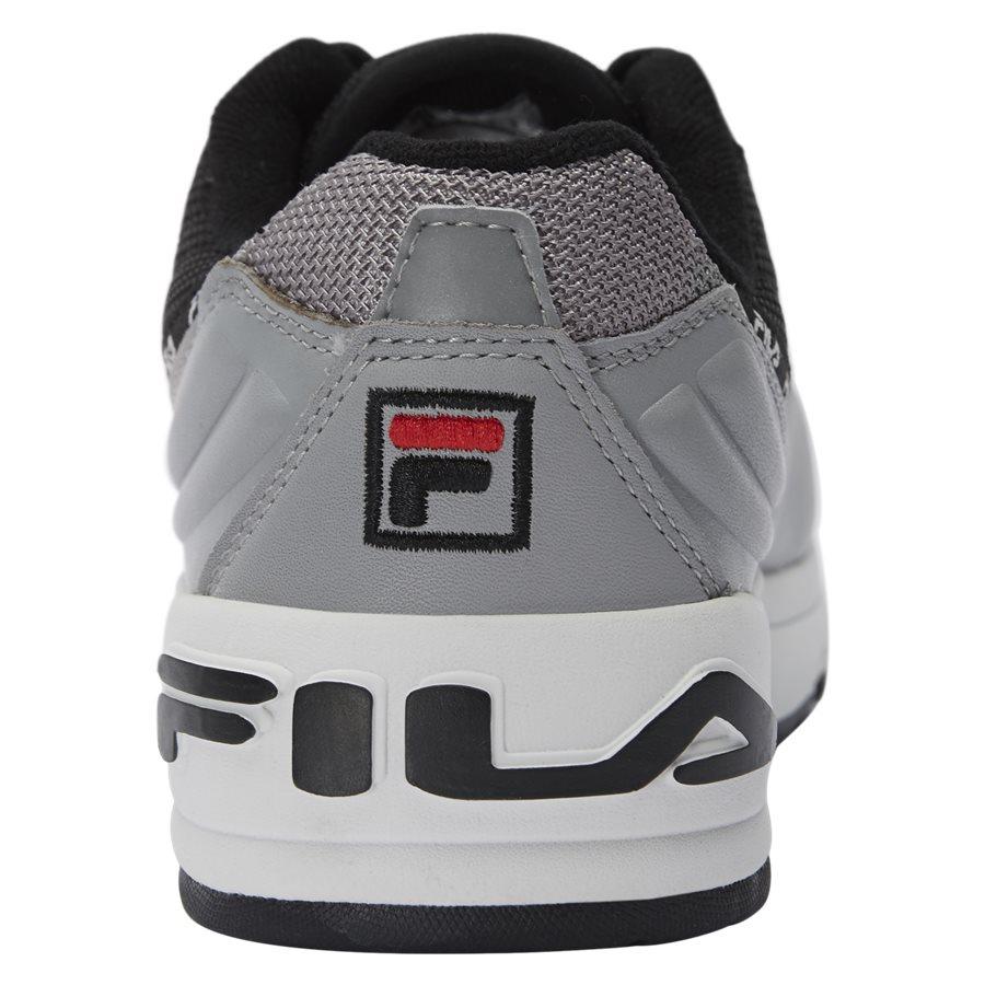 DSTR97 1010570 - DSTR97 Sneaker - Sko - SORT - 7