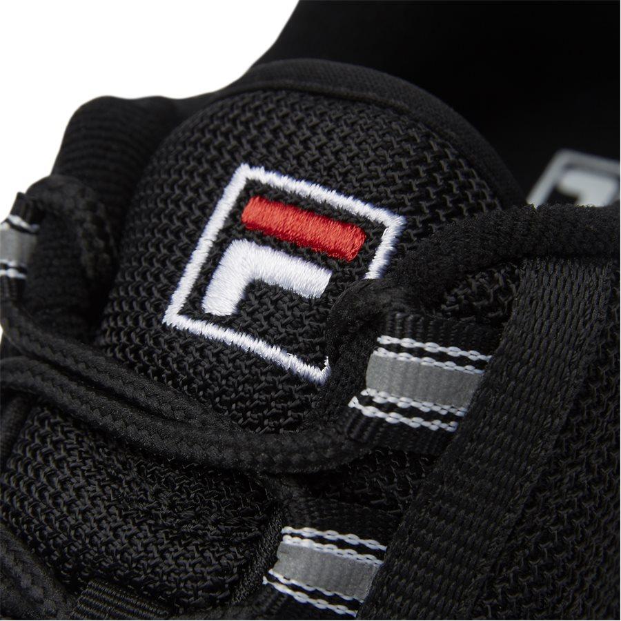 DSTR97 1010570 - DSTR97 Sneaker - Sko - SORT - 11