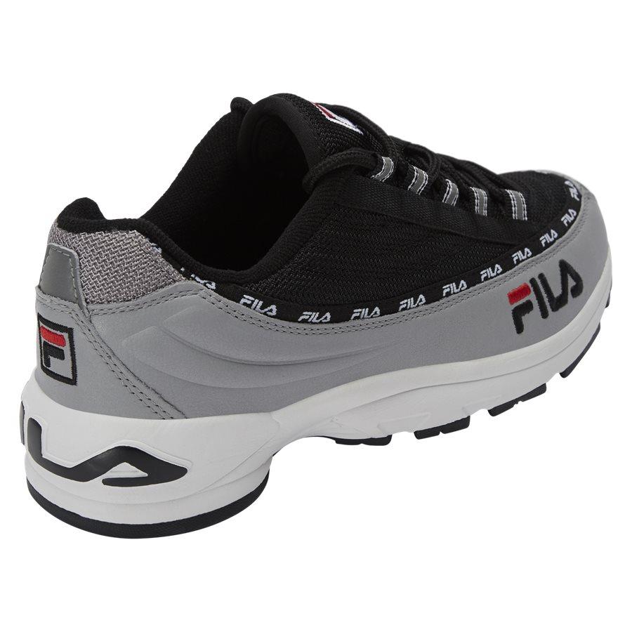 DSTR97 1010570 - DSTR97 Sneaker - Sko - SORT - 12