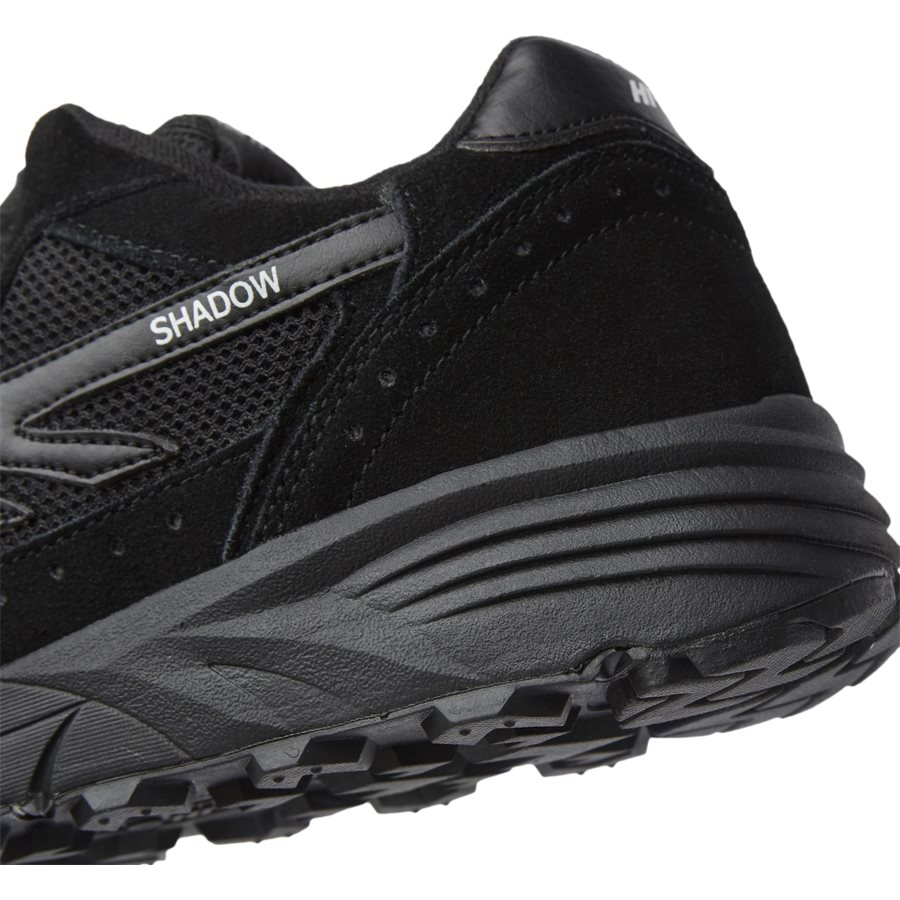 SHADOW TL - Shadow TL Sneaker - Sko - SORT - 5
