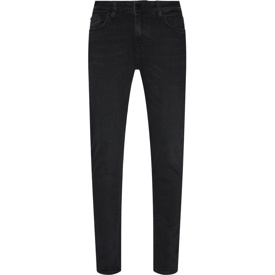 PASS BLACK SICKO - Jeans - Slim - GRÅ - 1