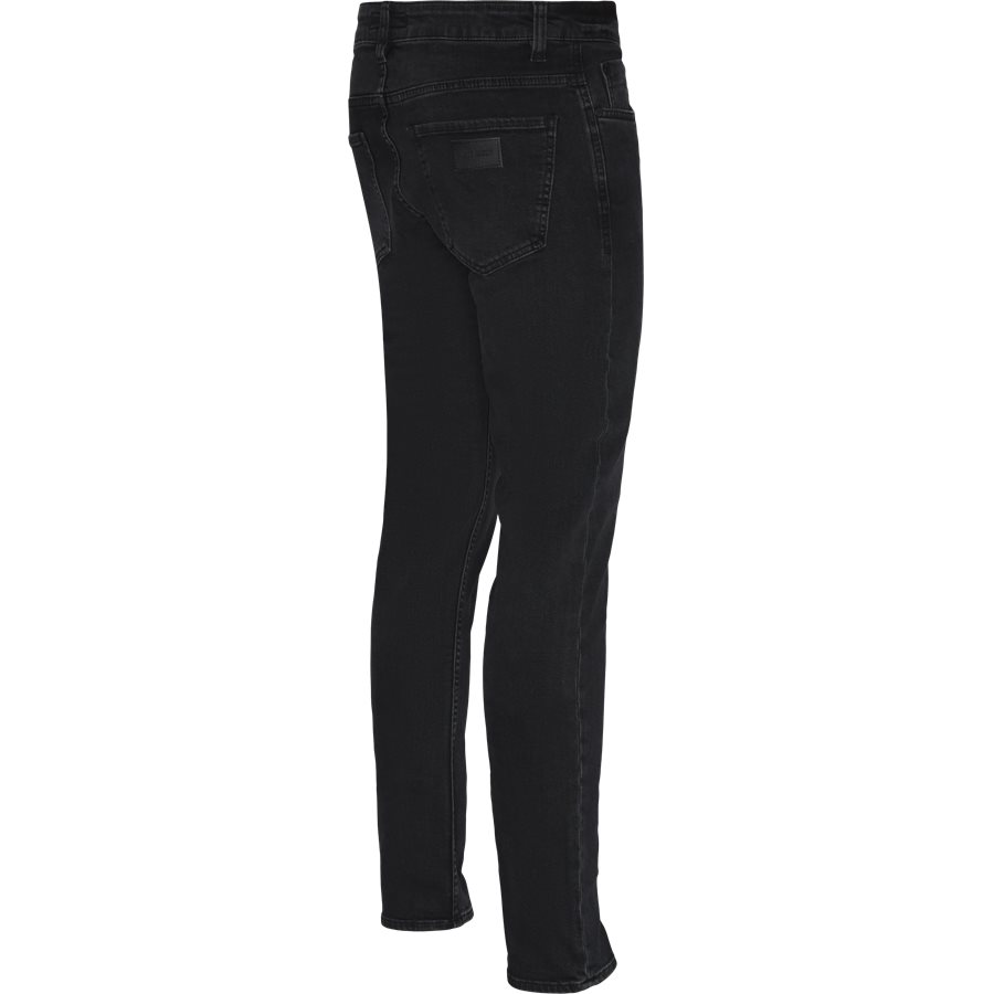 PASS BLACK SICKO - Jeans - Slim - GRÅ - 3