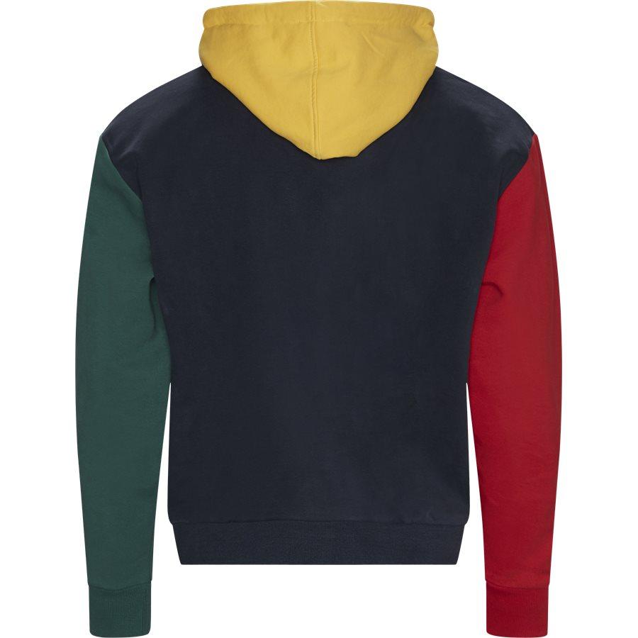 SIGNATURE BLOCK HOODIE 3749001 - Signature Block Hoodie - Sweatshirts - Regular - NAVY - 2