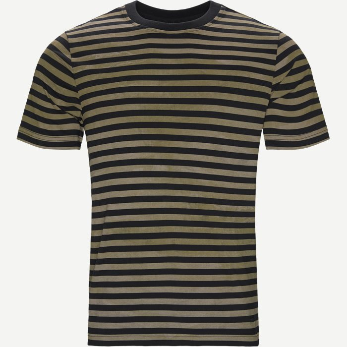 Tirch T-shirt - T-shirts - Casual fit - Sort