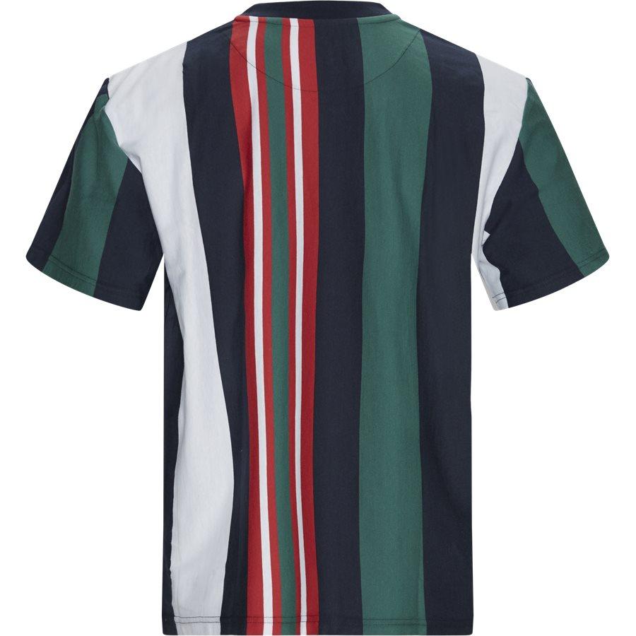 SIGNATURE STRIPE TEE 3754932 - Signature Stripe Tee - T-shirts - Regular - HVID - 2