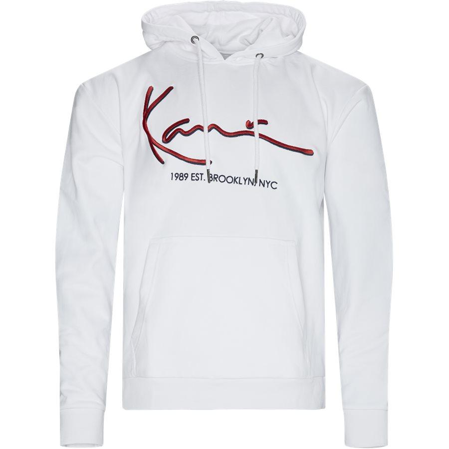 SIGNATURE HOODIE 3749176 - Signature Hoodie - Sweatshirts - Regular - HVID - 1