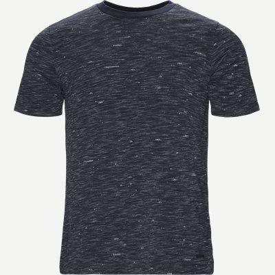 TopArt T-shirt Casual fit | TopArt T-shirt | Blå