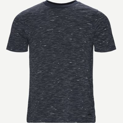 TopArt T-shirt Casual fit | TopArt T-shirt | Blå