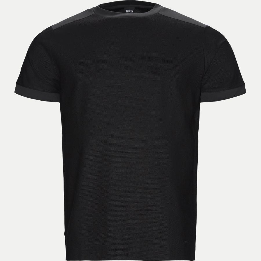 50409341 TAHOMA - Tahoma Crewneck T-shirt - T-shirts - Regular - SORT - 1