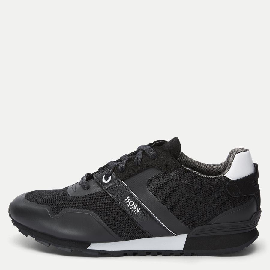 50412232 PARKOUR RUN - Shoes - SORT - 1