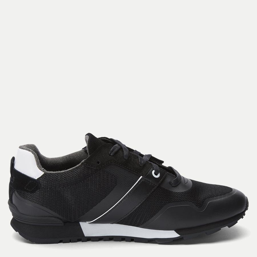 50412232 PARKOUR RUN - Shoes - SORT - 2