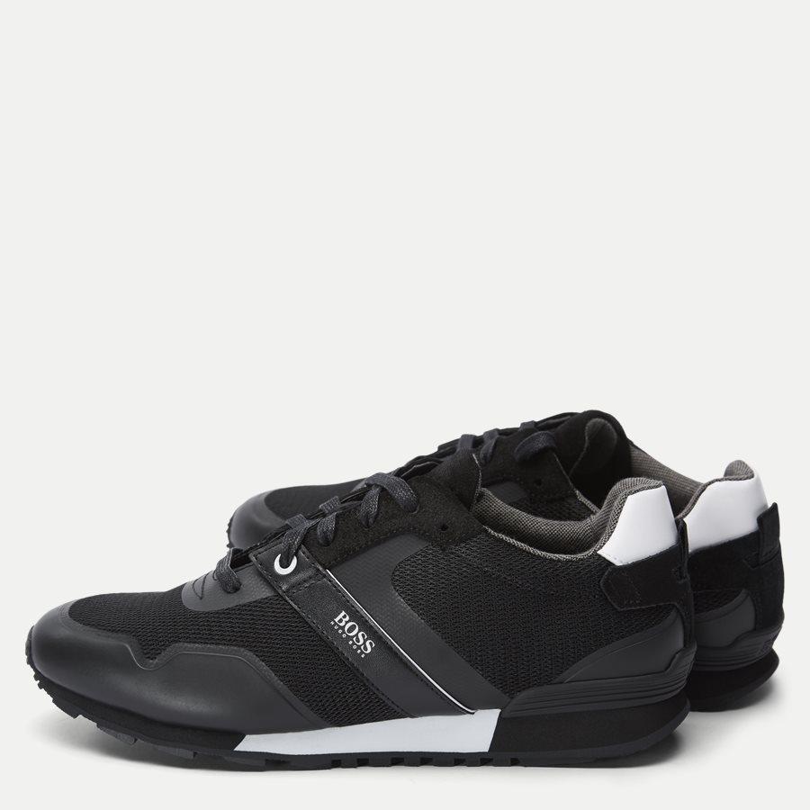 50412232 PARKOUR RUN - Shoes - SORT - 3