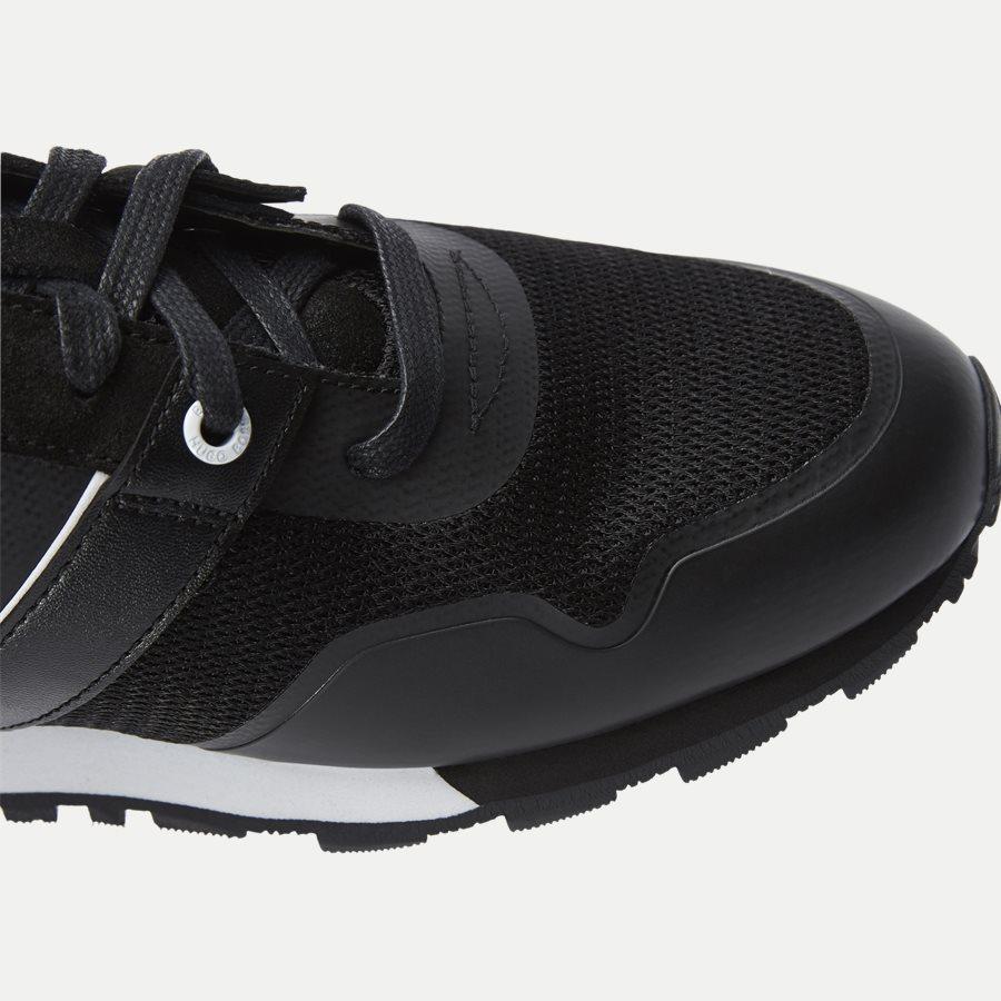 50412232 PARKOUR RUN - Shoes - SORT - 4