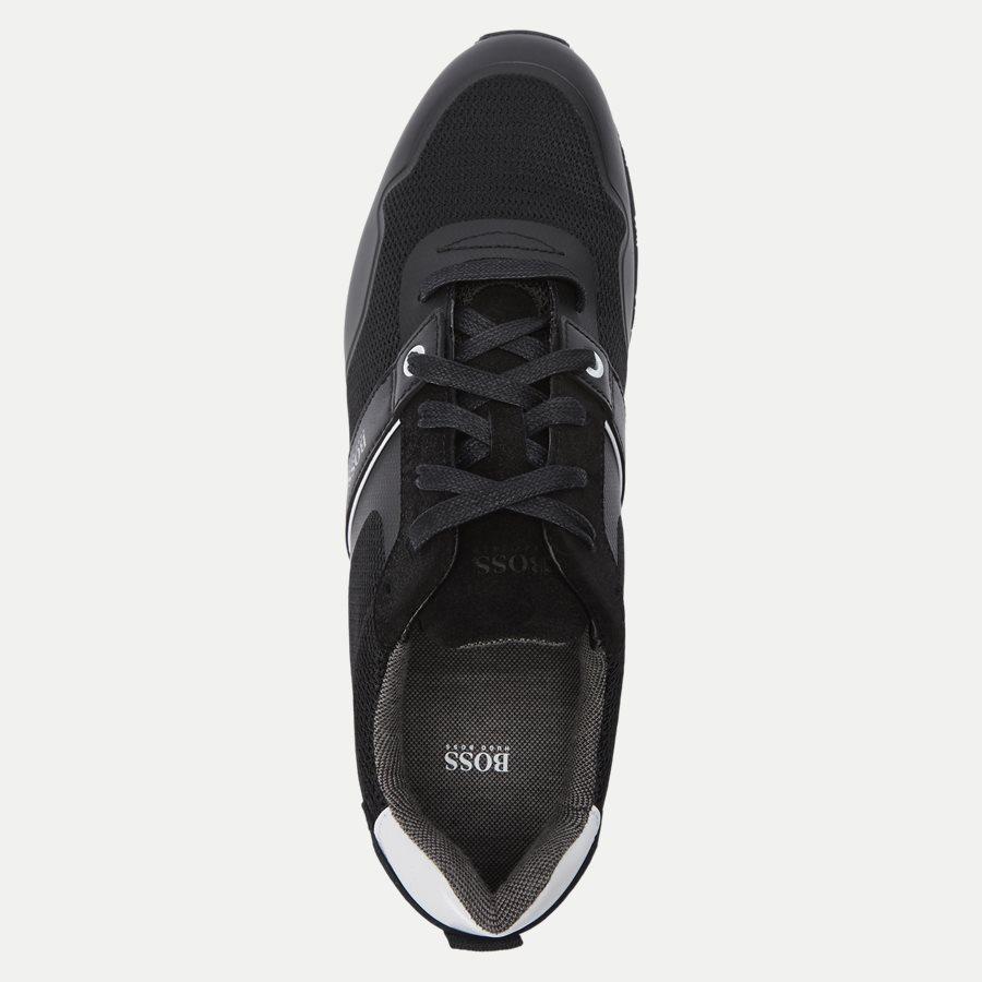 50412232 PARKOUR RUN - Shoes - SORT - 8