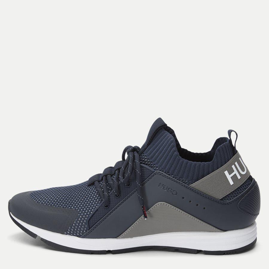50411281 HYBRID RUNN - Shoes - NAVY - 1